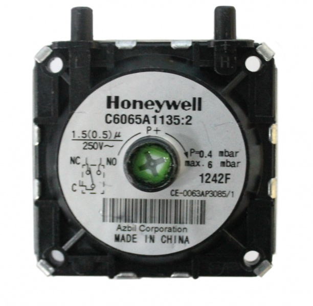Пневмореле 0.4mbar HONEYW BAXI Eco Four, Eco (628630)